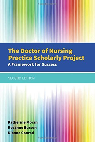 Doctor Of Nursing Practice Scholarly Project