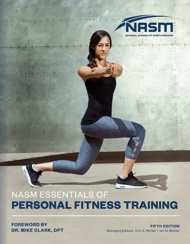 Nasm Essentials Of Personal Fitness Training