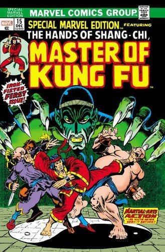 Shang-Chi Volume 1