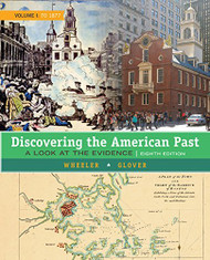 Discovering the American Past Volume 1 To 1877