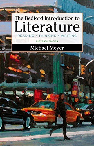 Bedford Introduction To Literature