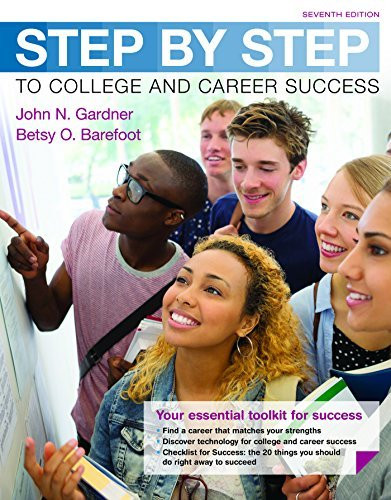 Step By Step To College And Career Success