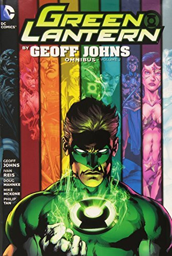 Green Lantern by Geoff Johns Omnibus Volume 2