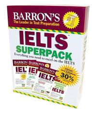 Barron's IELTS Superpack International Languate Training System