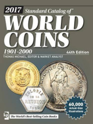 2017 Standard Catalog of World Coins 1901-2000