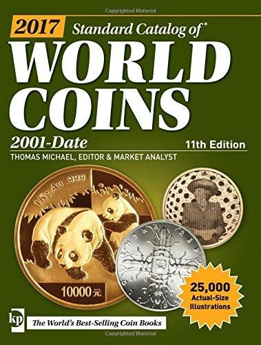 2017 Standard Catalog of World Coins 2001-Date