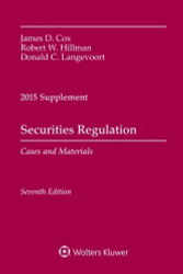 Securities Regulation Cases and Materials