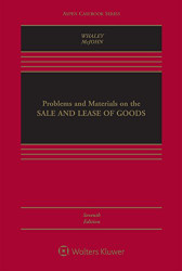 Problems And Materials On The Sale And Lease Of Goods