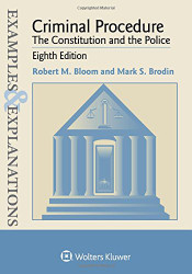 Criminal Procedure Examples & Explanations by Bloom
