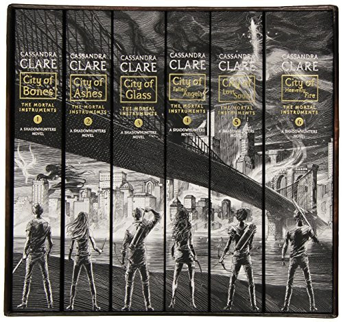 Mortal Instruments the Complete Collection