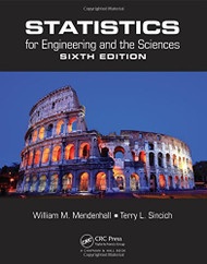 Statistics For Engineering And The Sciences