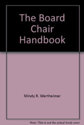 Board Chair Handbook
