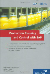 Production Planning and Control with SAP