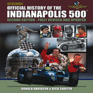 Autocourse Official Illustrated History of the Indianapolis 500 by Donald Davidson