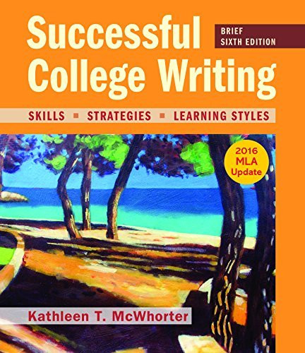 Successful College Writing Brief Edition