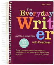Everyday Writer With Exercises
