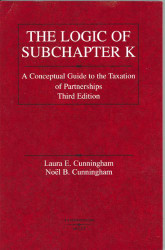 Logic Of Subchapter K
