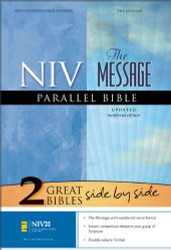NIV Message Parallel Bible by Zondervan