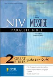 NIV/The Message Parallel Bible - Zondervan