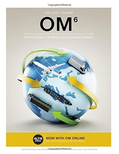 Om Operations Management