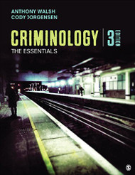 Criminology The Essentials