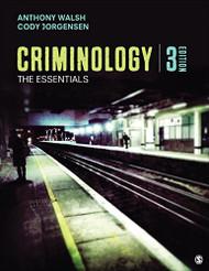 Criminology The Essentials
