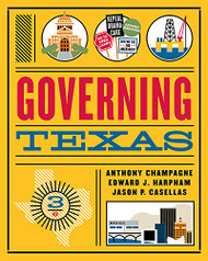 Governing Texas   (Anthony Champagne)