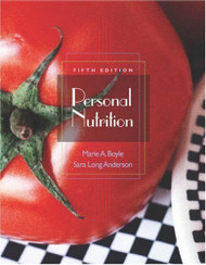 Personal Nutrition by Marie A Boyle