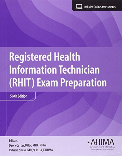 Registered Health Information Technician
