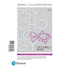 Psychology Looseleaf (Student Discount Edition)