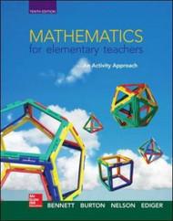 Mathematics For Elementary Teachers An Activity Approach