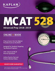 MCAT 528 - Advanced Prep