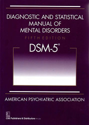 Diagnostic And Statistical Manual Of Mental Disorders Dsm-5