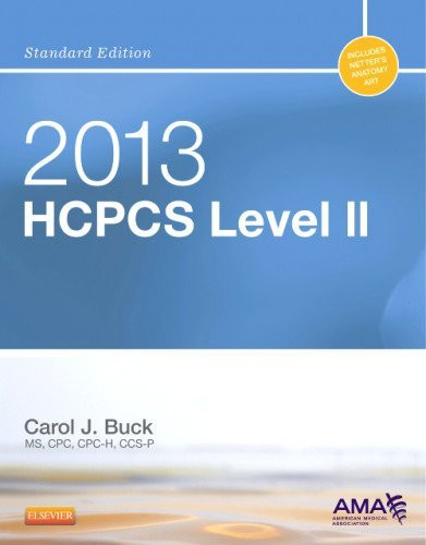 Hcpcs Level II (Level 2) Standard Edition