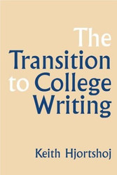 Transition to College Writing