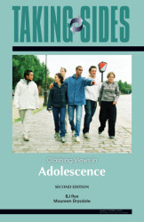 Taking Sides Clashing Views In Adolescence
