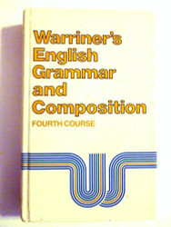 Warriner's English Grammar And Composition 4Th Course Grade 10