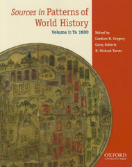 Sources In Patterns Of World History Volume 1
