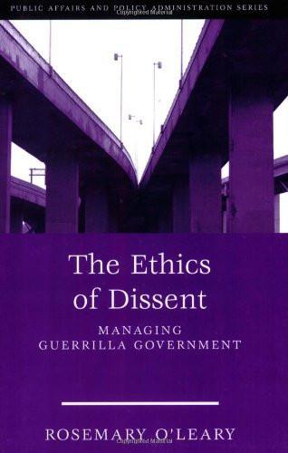 Ethics Of Dissent