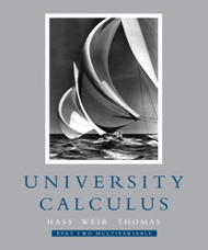 University Calculus Early Transcendentals Multivariable