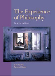 Experience Of Philosophy