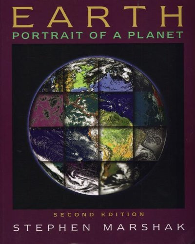 Earth Portrait Of A Planet