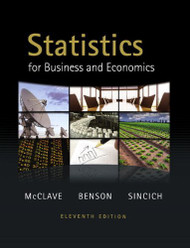 Statistics For Business And Economics