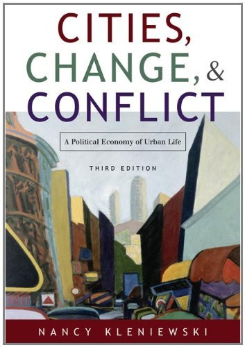Cities Change And Conflict