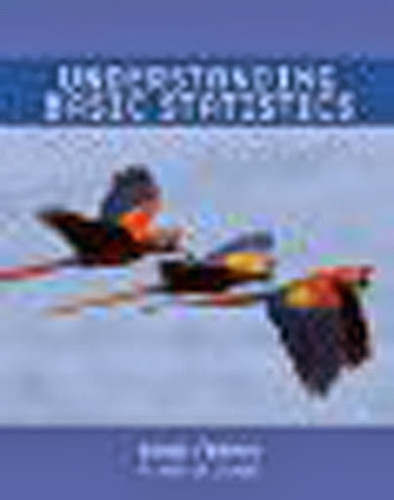 Student Solutions Manual For Understanding Basic Statistics Brief