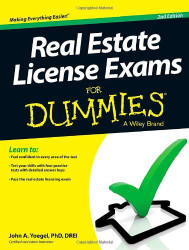 Real Estate License Exams For Dummies