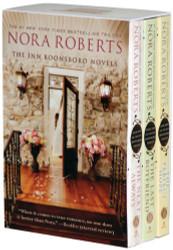 Nora Roberts Boonsboro Trilogy Boxed Set