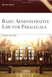 Basic Administrative Law For Paralegals