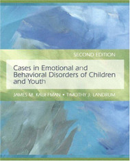 Cases In Emotional And Behavioral Disorders Of Children And Youth