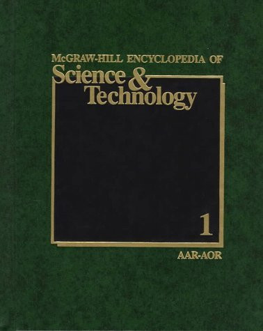 Mcgraw-Hill Encyclopedia Of Science And Technology Volumes 1-20
